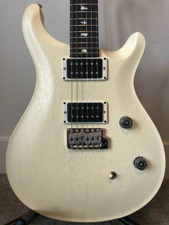 Photo PRS Paul Reed Smith CE 24 Antique White - European Limited Edition - $1,600 (NW Boise)