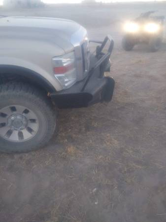 Photo Ranch Hand Full Bumper replacement Grill Guard - $700 (Heyburn)