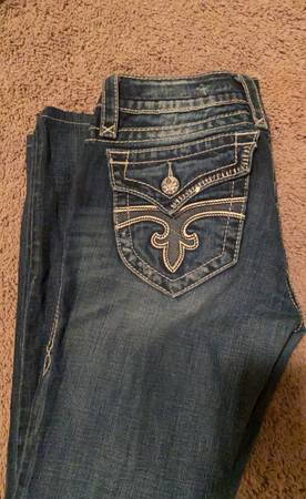 Rock Revival Jeans 29 - $50 (Boise)