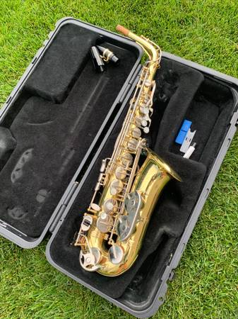Photo Selmer Alto Saxophone - $800 (Idaho Falls)