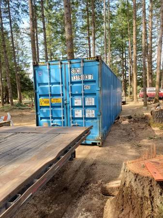 Photo Shipping Containers For Storage ON SALE (Includes Delivery) - $3,283 (Twin Falls)