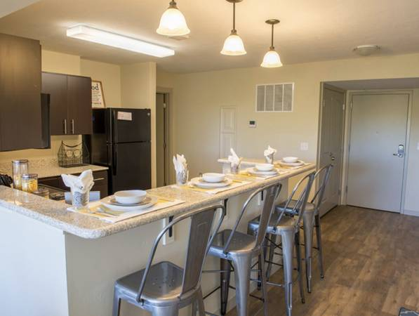 Photo Single Room in the Green Leaf Rivers Edge Student Apartments (Boise)