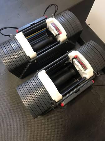 Photo Sport 9.0 PowerBlock Dumbbells - $400 (Magic Valley)