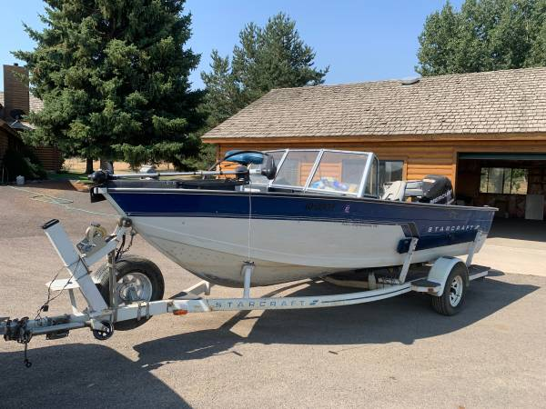 Photo Starcraft 1939 Boat - $10,000 (Twin Falls)