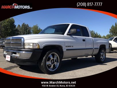 Photo Used 1999 Dodge Ram 1500 Truck 2WD Quad Cab for sale