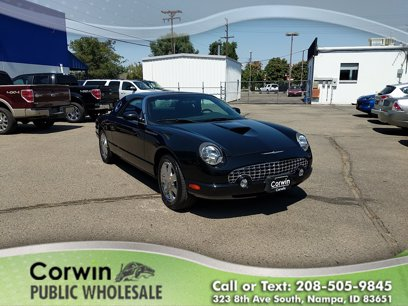 Photo Used 2002 Ford Thunderbird Deluxe for sale