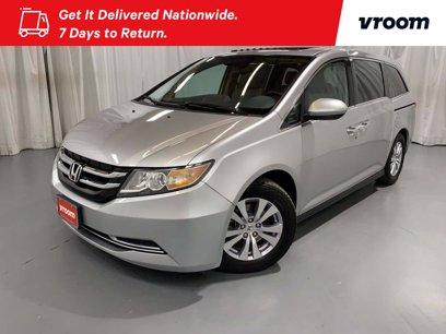 Photo Used 2015 Honda Odyssey EX-L for sale