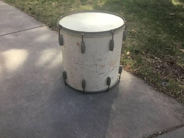 Photo Vintage Slingerland Drum Radio King Floor Tom - $250 (Southeast Boise)
