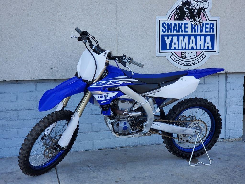 Photo Used 2019 Yamaha Dirt Bike Motorcycle  $8699