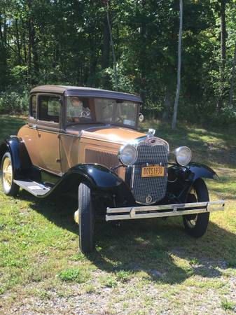 Photo 1930 Ford Model A wtrailer - $19500 (Dundee)