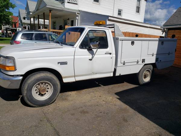 Photo 1997 Ford F250 - $4,000 (Sayre)