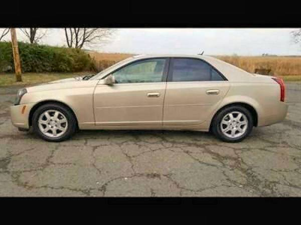 Photo 2005 Cadillac CTS - $4,450 (Shongo, NY 10 miles south of Wellsville, NY)