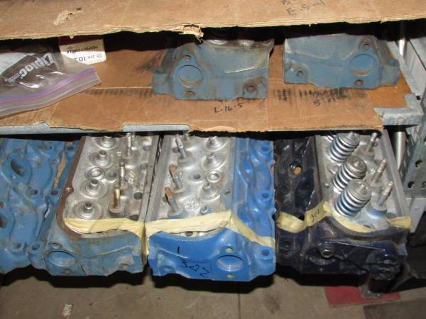 Photo 4 Ford 302 Heads - $25 (Erie, Pa.)