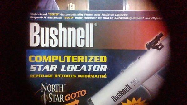 Photo Bushnell North Star Telescope - $140 (Alabama, NY)