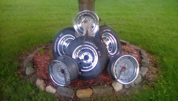 Photo GM  Jeep Rims and Tires (Horseheads)