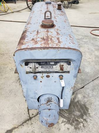 Photo Lincoln SA 200 Welder - $2650 (Eldred)