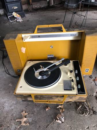 Photo Record Players - $50 (Kenmore)
