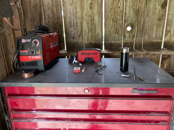 Photo Snap On master series with tools - $6,000 (Prattsburgh)