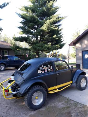 Photo 1970 VW Baja Bug - $5,400 (Negaunee)