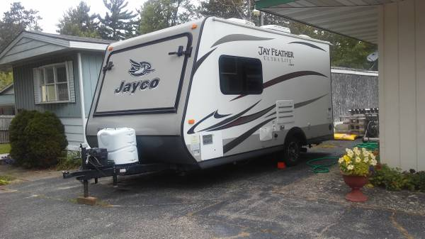 Photo 2014 JAYCO JAY FEATHER X17Z - $10,000 (ST HELEN)