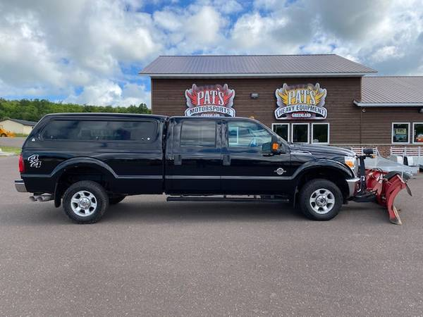 Photo 2016 Ford F-350 Super Duty 6.7 Power Stroke Low Miles Plow - $44,995 (Pat39s Heavy Equipment)