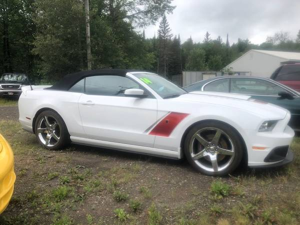 Photo 3914 FORD MUSTANG STAGE 3 ROUSH - $52,000 (CHAMPION)
