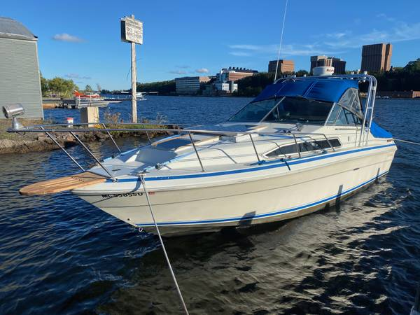 Photo Boat for Sale 1985 Sea Ray Sundancer 270 - $14,500 (South Range)