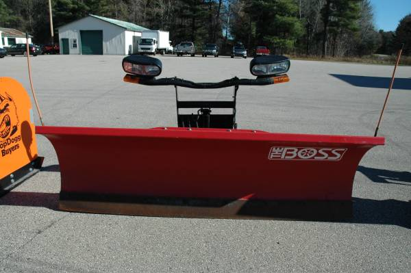 Photo Boss Snow Plow - $3,500 (Crivitz)