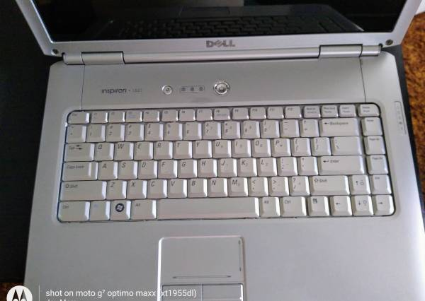 Photo Dell Inspiron 1521-Rebuilt new parts - $30 (Ishpeming)