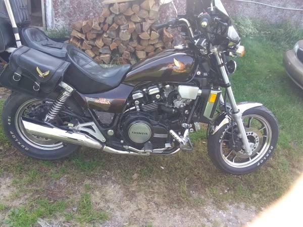 Photo Honda magma v65 - $3,500 (Chion MI)