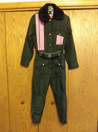 Photo Ladies Snowmobile Suit...Size 14 - $25 (Fond du Lac, Wis.)
