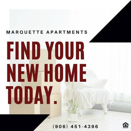 Photo Let Us Help You Find Your New Home (Marquette)