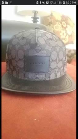 Photo Mens Coach hat - $50 (Marquette)