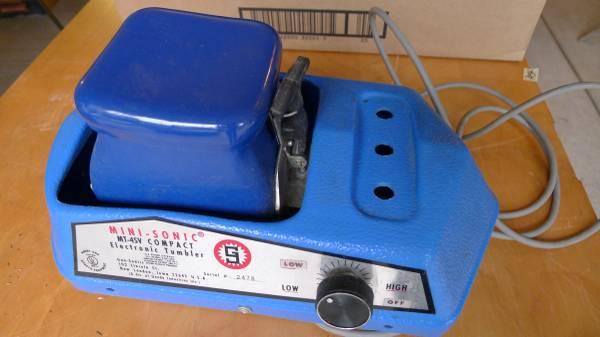 Photo Mini Sonic Electronic Tumbler - $80 (Marquette)