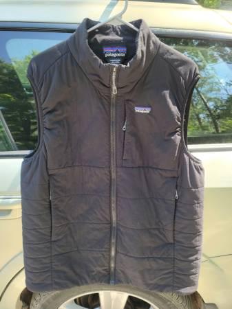 Photo Patagonia M39s Nano-Air Vest - $80 (Interlochen)