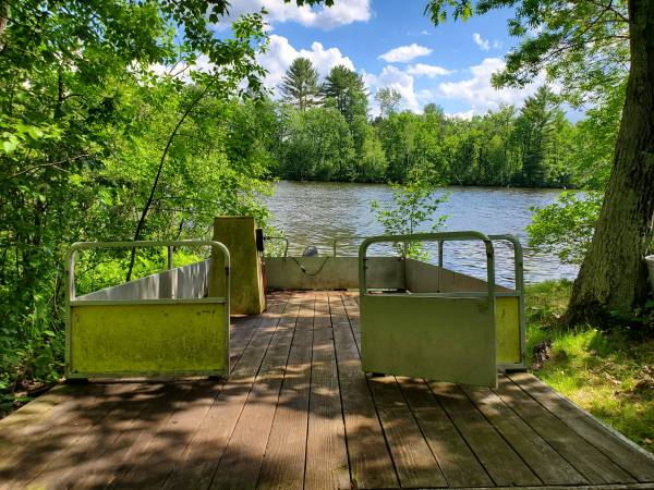 Photo Pontoon Boat For Sale - $1,200 (Norway)
