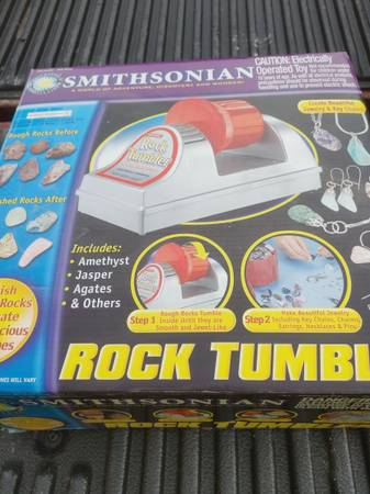 Photo Rock Tumbler - $20 (Cbellsport)