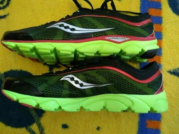 Photo Saucony Grid Virrata men39s sz. 14 running shoes- NIB-MINT - $30 (Laurium)