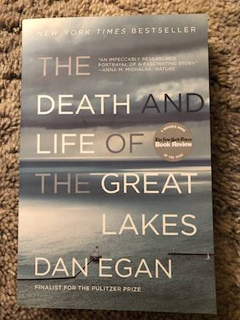 Photo THE DEATH AND LIFE OF THE GREAT LAKES - $6 (Mosinee (Lake DuBay))