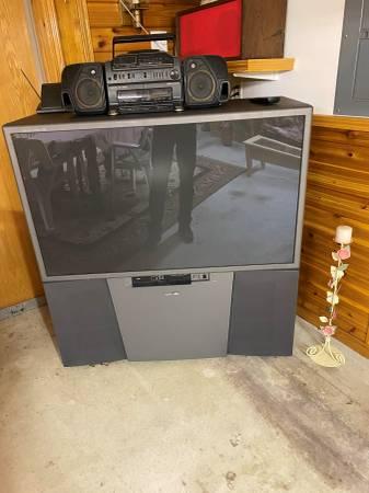 Photo Toshiba Big Screen TV (Houghton Lake)