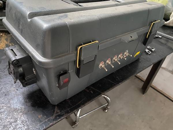Photo Trailer Test Box Project - $50 (Iron River)