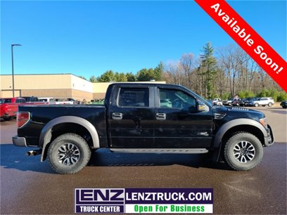 Photo Used 2011 Ford F150 4x4 Crew Cab SVT Raptor for sale