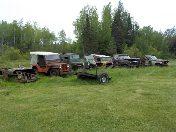 Photo Willys Jeep - $500 (Cornell)