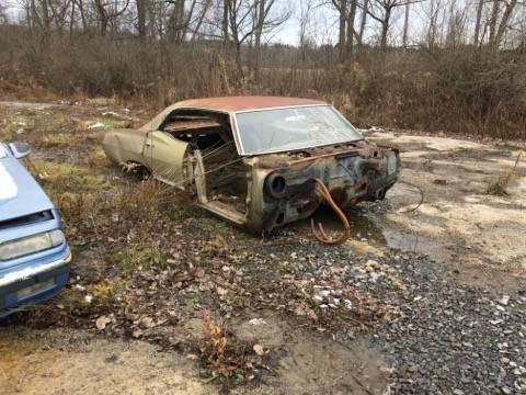 Photo 1967 Chevrolet Impala 4drhtp Parts - $550 (13421)
