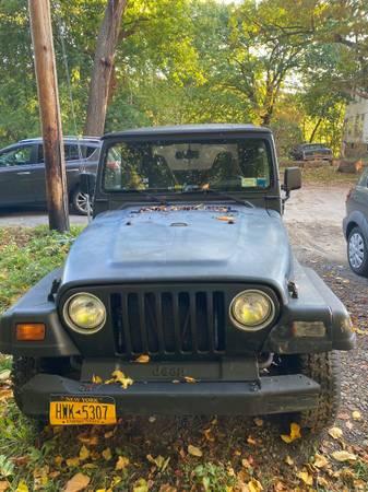 Photo 1997 Jeep Wrangler - $2,200 (Little falls)
