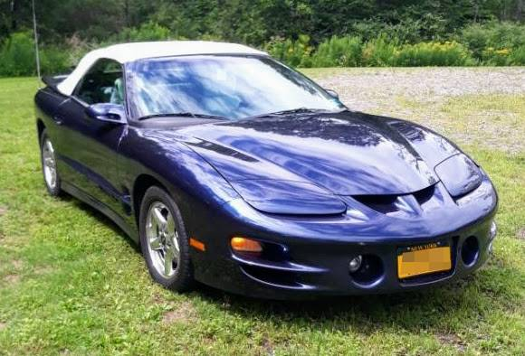 Photo 1998 Pontiac Trans Am 5.7ltr Auto- 68K - $13,000