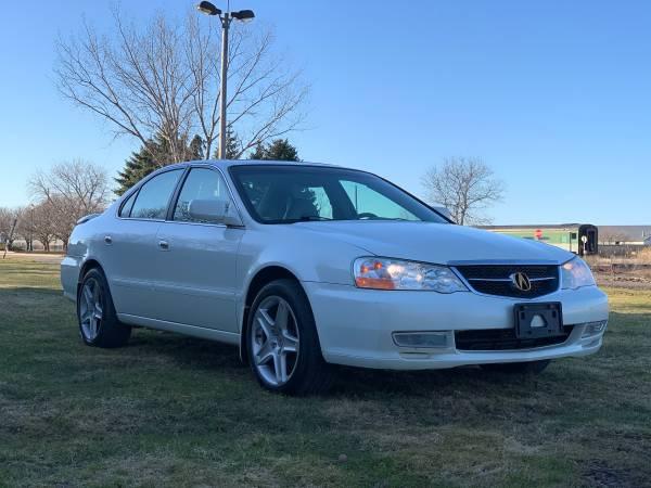 Photo 2003 Acura TL type s - $3200 (Utica NY)
