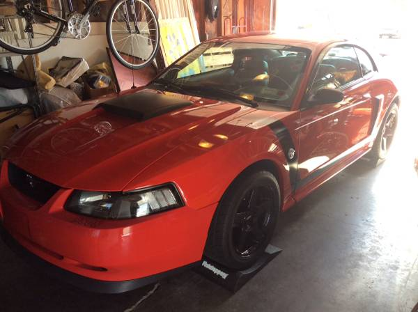Photo 2004 04 Ford GT Mustang - $9,500 (Rome)