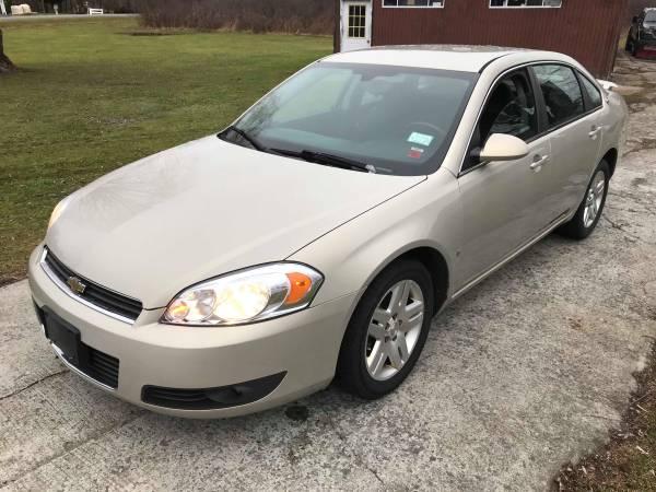Photo 2008 Chevy Impala - $4900 (Oneida)