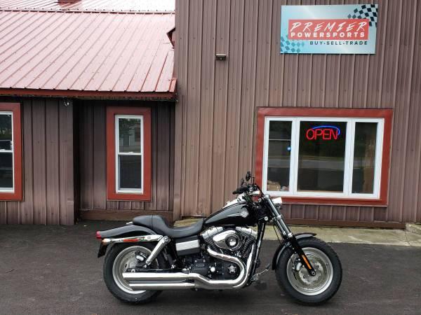 Photo 2008 Harley-Davidson FXDF Dyna Fat Bob - $7,999 (Corinth, NY)